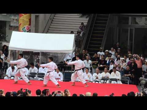Anan @ karate day / 空手の日2014