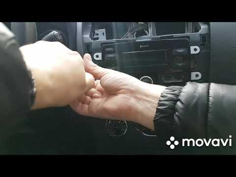 Устанавливаем китайскую магнитолу на  Renault Sandero Stepway 2.
