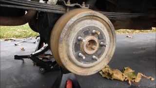 How to Change Drum Brakes (Summary, Quick Version)