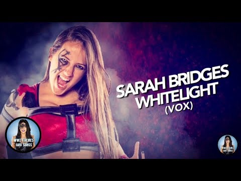 Sarah Bridges - Whitelight (Vox) (Official 1st and 4th Theme)