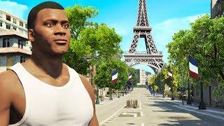 GTA 5 in FRANKREICH spielen!