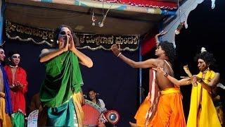 Yakshagana -- Bhaktha Prahalada - 5 - Guru matta - Hasya - 2
