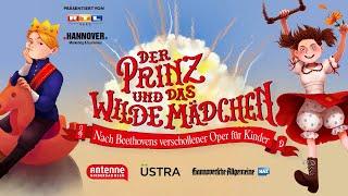 Der Prinz und das wilde Mädchen – GOP Varieté-Theater Hannover