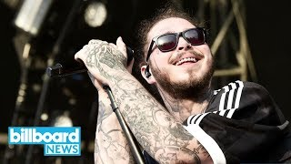 Post Malone Is Living For a 40-Year-Old Man Dancing to His Song 'Wow' | Billboard News