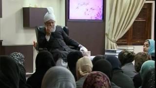 Gulshan-e-Waqfe Nau Lajna, 14 Nov 2010, Educational class with Hadhrat Mirza Masroor Ahmad(aba)
