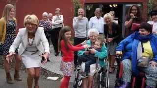 Alida Vekemans - omaatje lief 90 jaren jong