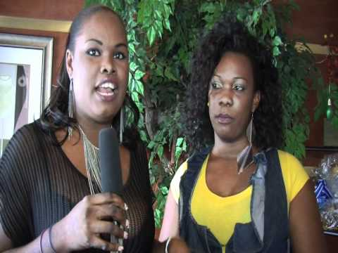 PURE VYBZ ANTIGUA Interview with Karaoke Champs