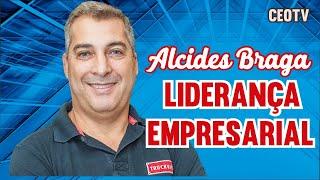 Liderança Empresarial - Alcides Braga - CEO da Truckvan