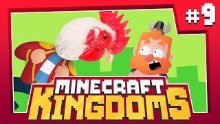 CHICKEN HEAD - Minecraft Kingdoms [#9]