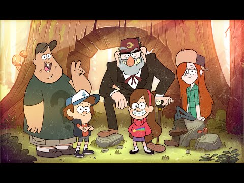 Image result for gravity falls youtube