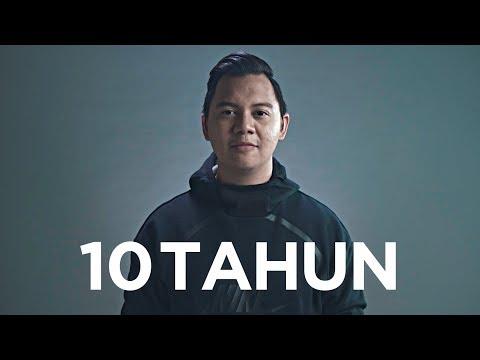 10 TAHUN DI YOUTUBE