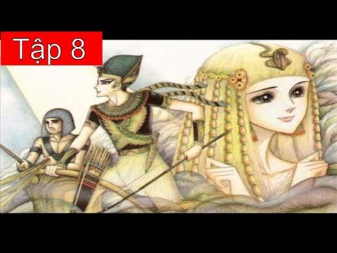 Nữ Hoàng Ai Cập Tập 8: Thảm Kịch Buổi Đi Săn (Bản Siêu Nét)