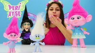 Peri Ayşe ve Troller sihirli aynayı geri alıyorlar!