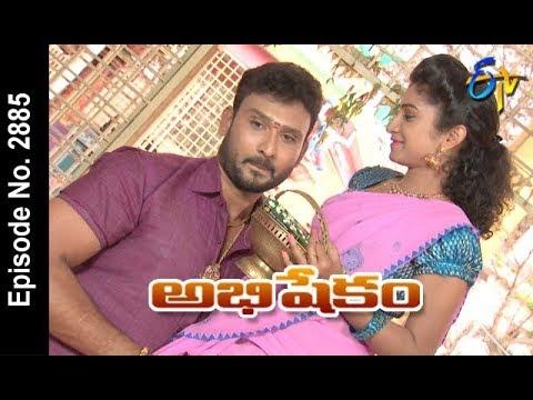 Abhishekam   16th April 2018     Full Episode No 2885   ETV Telugu