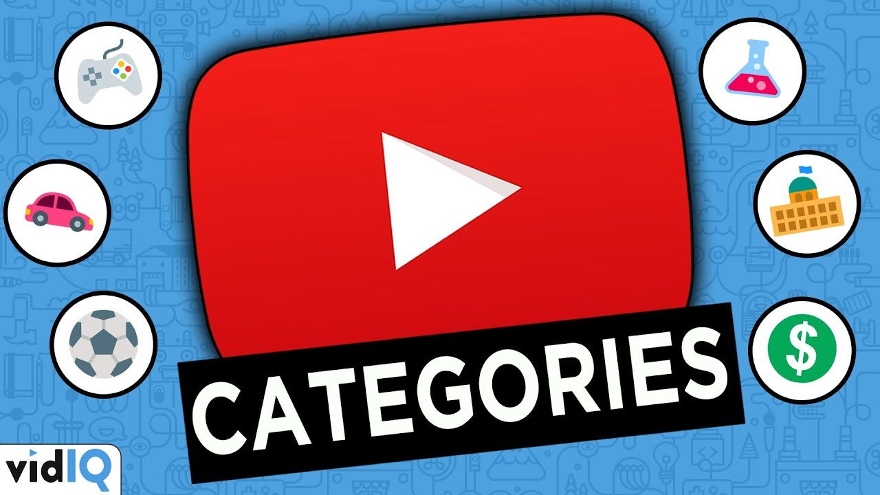 How To Change Your Youtube Video Category Easy Tutorial Blog