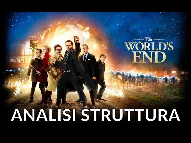 La fine del mondo - Analisi struttura film #7 [Story Doctor]