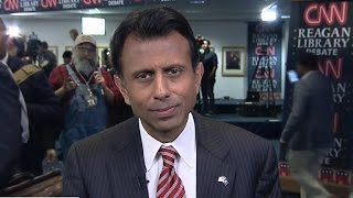 La. Gov. Bobby Jindal: Trump doesn't believe in anything