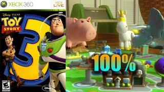 Toy Story 3 [08] 100% Xbox 360 Longplay