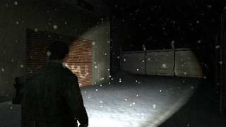 Silent Hill Shattered Memories PSP gameplay
