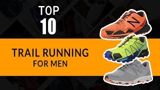 Top 10 Best Trail Running Shoes for Men || Best Shoes Collections