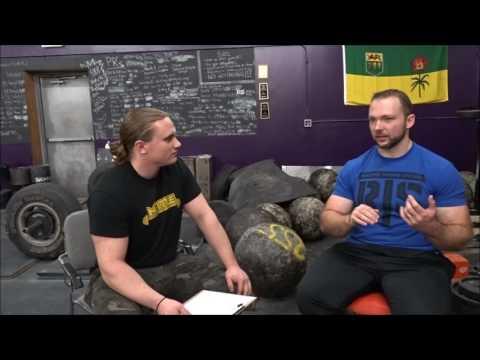 Mike Tuchscherer (RTS) interview - progressing in powerlifting drug free