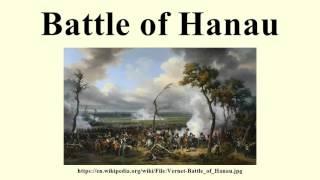 Battle of Hanau