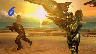 Halo Combat Evolved Часть 6 Уничтожение генераторов №2