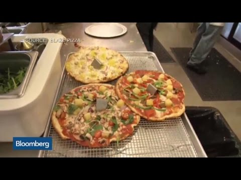 Marketing Pizza as Fast-Casual Lunch: Blaze Pizza COO