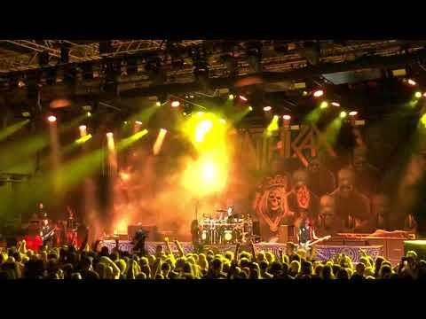 Anthrax - Antisocial (Live In Brisbane 2019)