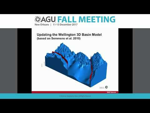 2017 Fall Meeting - S21D: Earthquake Hazards in Areas Affected by Complex Site Response