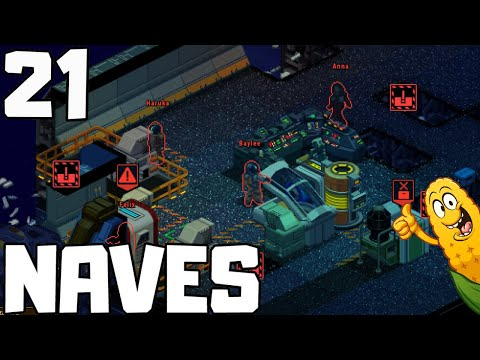 Space Haven Gameplay Español Ep 6 PRISIONEROS from YouTube · Duration:  56 minutes 11 seconds