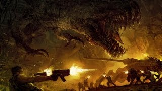 Turok игра. Убийство динозавров ножом часть 6. В поисках передатчика