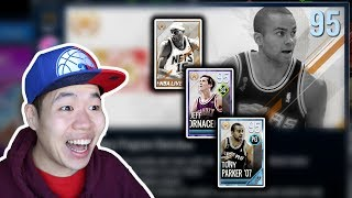 Massive Legend Pack Opening - Platinum Legends added to the game!