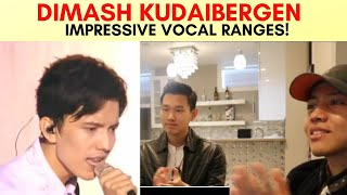 Baixar DIMASH Kudaibergen | DAYBREAK | BASTAU CONCERT 2017 | REACTION VIDEO BY REACTIONS UNLIMITED
