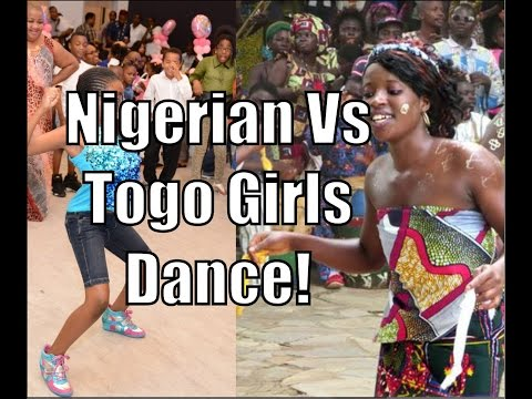 Video: Who Dance Pass? (Nigeria Girls, Ghana or Togo Girls )? MOB AKUBE FT Famous