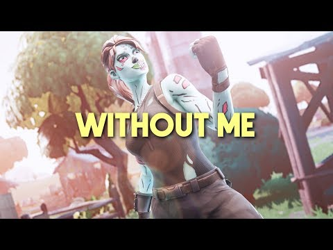 Fortnite Montage - Without Me (Juice WRLD & Halsey)