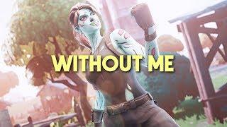 Fortnite Montage - Without Me (Juice WRLD & Halsey)