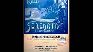INES TALAMO -  RIMPIANTO (Serenata di Toselli), con testo