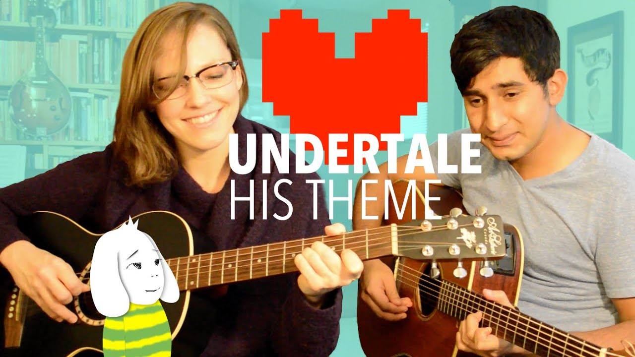 Undertale - His Theme (Acoustic Cover)