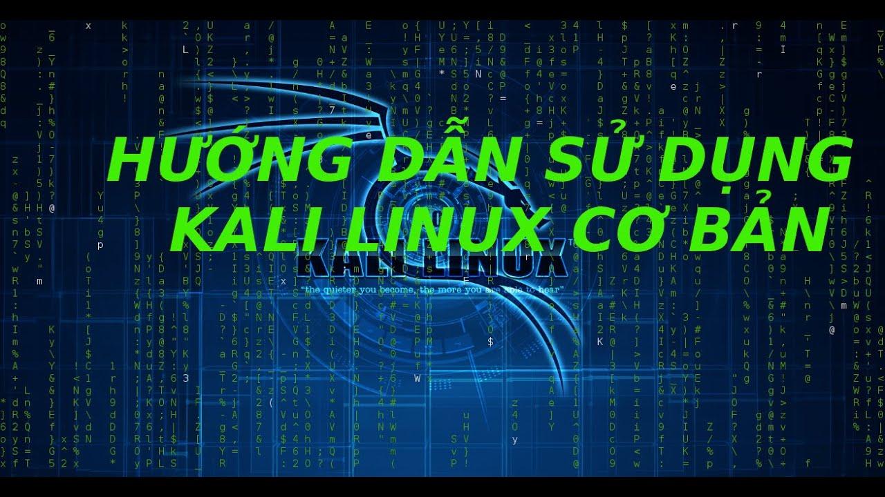 Bài 10: Hướng dẫn cài đặt phần mềm từ điển Anh-Việt stardict trên Kali Linux2.0
