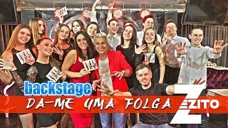 Как снимать видео клип. Zezito - Da-me Uma Folga ( backstage )