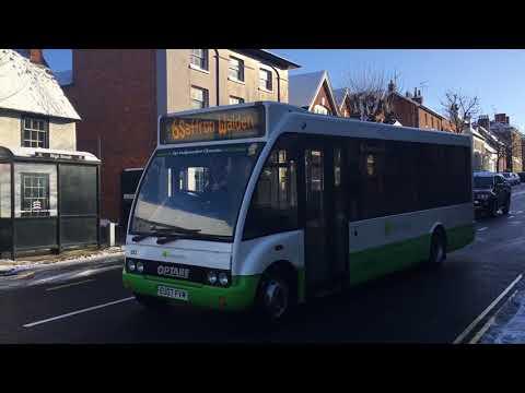 Essex Bus Day - 28/12/17