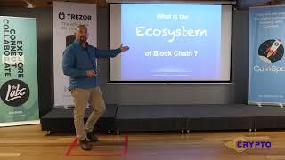 Introducing George Kavassilas BLOCKConscious 2018