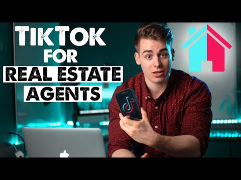 TikTok For Real Estate Agents (Lead Gen, Strategy, & Content)