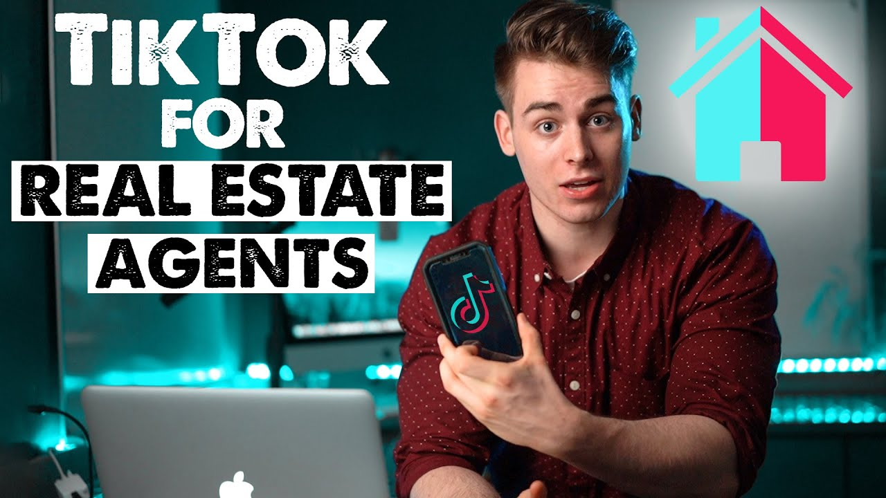 Tiktok For Real Estate Agents Lead Gen Strategy Content Youtube