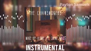 The Chainsmokers ft. Jhené Aiko - Wake Up Alone (Instrumental)