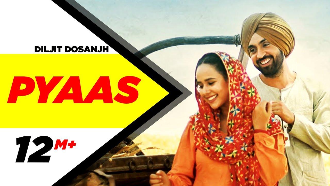 Download Pyaas | SAJJAN SINGH RANGROOT | DILJIT DOSANJH | Pankaj Batra | Latest Punjabi Song 2018