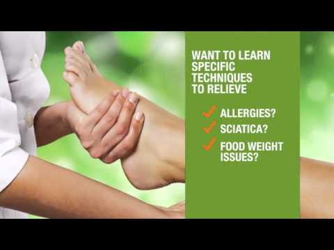 Progressive Reflexology Diploma program