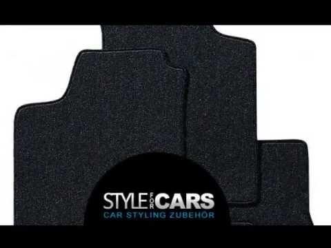auto fu matten fu matten und teppiche f r autos online. Black Bedroom Furniture Sets. Home Design Ideas