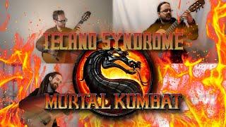 Techno Syndrome Cover | Mortal Kombat Theme on Guitar (Ottawa Guitar Trio feat. Hyung Song)